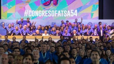 Photo of Congreso 54 FATSA: documento final