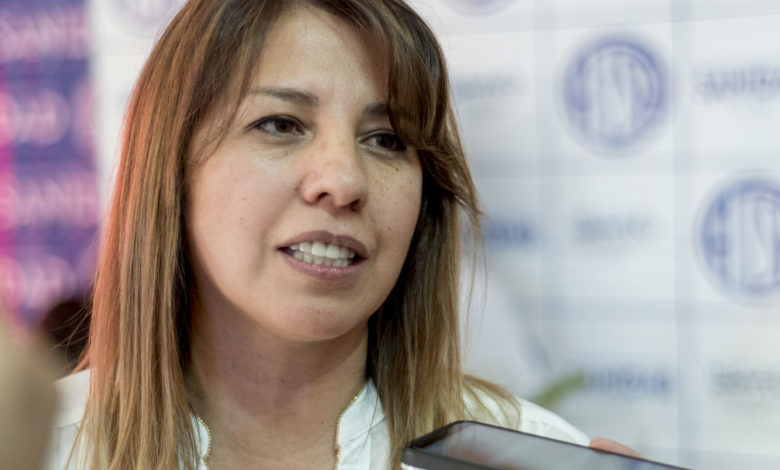 Photo of Entrevista: Gloria Ovejero anticipó que pone a disposición el Hotel del gremio
